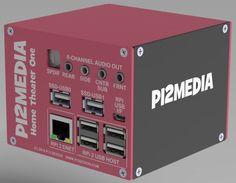 New home theatre box with surround sound using the Raspberry Pi – Raspberry Pi Pod