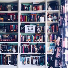 Who else needs to seriously declutter their shelves? #bookstagram #bookstagrammer #instabooks #shelfie #bibliophile #currentlyreading #bookworm #bookish #booklover #booknerd #bookgram #bookshelf #bookshelves