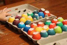 confetti eggs!