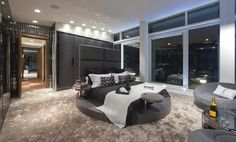 Contemporary Pavillion Apartment, London « Adelto Adelto
