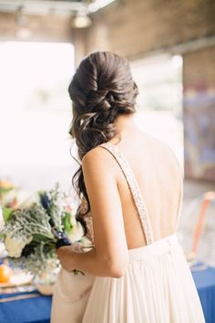 Down Hairstyles for Beautiful Brides