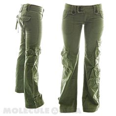 Molecule Himalayan Hipster Pants - Women's Cargo Pants - Cargo Pants   Molecule.asia    Love these. Might have to get some!