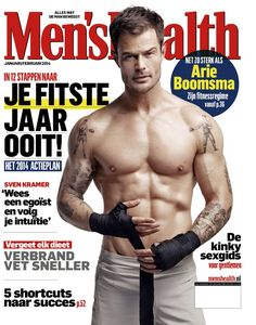 Sometimes a hero for dutch people who look up to him when it comes to a healthy body: Arie Boomsma
