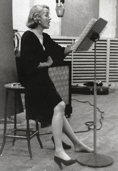 Marlene Dietrich,