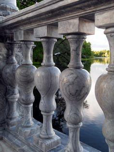 the Marble Bridge