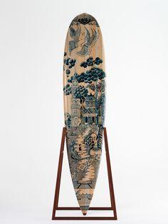 Beautiful Walker Surfboards.