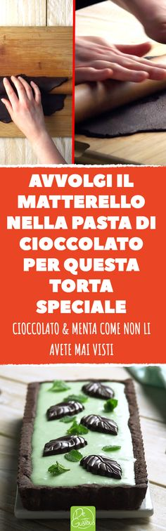Ecco una delle nostre fantastiche #ricette per #torte e #dolci! #ricetta #after #eights #cioccolatini #panna #dessert #fresco #sciroppo