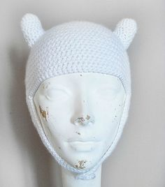 DIY Adventure Time Finn Hat - Free Crochet Pattern