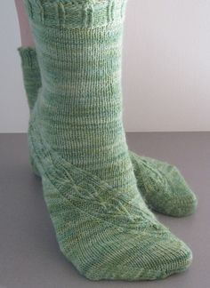 Diogenes Club Socks by Laura Ahlstedt - free