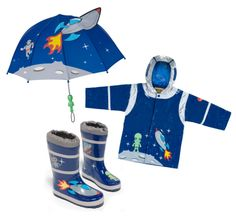 Kidorable Matching Raincoat and Boots Perfect for Spring! #Giveaway - ButeauFull Chaos