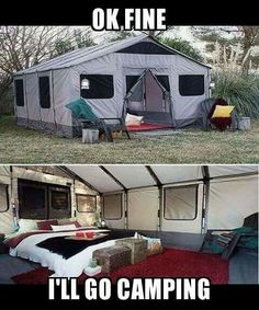 RV And Camping. Great Ideas To Think About Before Your Camping Trip. For many, camping provides a relaxing way to reconnect with the natural world. If camping is something that you want to do, then you need to have some idea Memes Humor, Funny Memes, Funny Pranks, Memes Spongebob, Camping Essentials, Camping Checklist, Camping Hacks, Camping Supplies, Camping Jokes