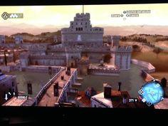Castel Sant'Angelo (Roma)  Sant'Angelo castle (Rome)  Assassin's Creed Brotherhood