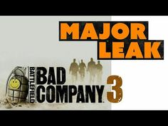 Battlefield BAD COMPANY 3 GAMEPLAY LEAK. IS IT REAL. https://youtu.be/ig2SUQ99CeQ #gamernews #gamer #gaming #games #Xbox #news #PS4