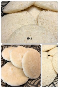 Idli is a type of savoury rice cake, popular as breakfast foods throughout India and northern Sri Lanka. Indian Food Recipes, Vegan Recipes, Savory Rice, Rice Cakes, Sri Lanka, Vegan Vegetarian, Breakfast Recipes, Clean Eating, Tasty