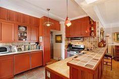 stunning open kitchen