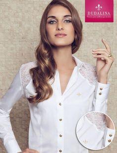 camisas dudalina feminina coleção 2014 - Pesquisa Google