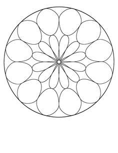 Mandala Color Pages 10