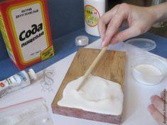 Создаем имитацию снега и инея - Ярмарка Мастеров - ручная работа, handmade