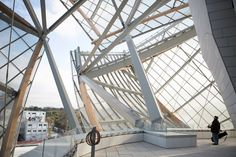 PARIS | Louis Vuitton Foundation for Creation | Frank Gehry | 46m | 2008-2013 | U/C - Page 9 - SkyscraperCity