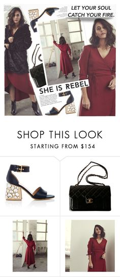 """""""SHE IS REBEL"""" by sheisrebel on Polyvore featuring Marni and Chanel"""