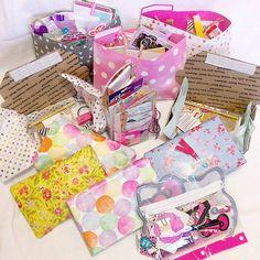 Outgoing Planner Kits ASprinkleOfLovely