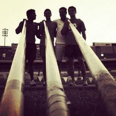 Cool senior picture idea- for the vaulters!