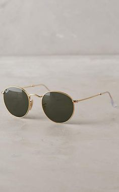 Ray-Ban Round Sunglasses #anthrofave