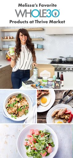 Melissa Hartwig partnered with Thrive Market to make shopping Whole30 easy! Shop Melissa's Whole30 Approved Product Catalog Exclusively at Thrive Market. Sign up today to get 25% off your first purchase.