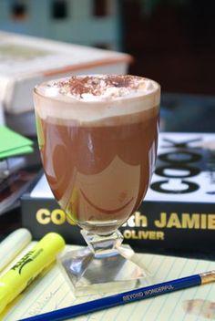 Barbara Adams Beyond Wonderful » Mocha Coffee Hot Drink Recipe