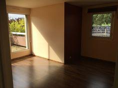Un appartement type F3 situé au deuxième étage avec ascenseur d'une surface de 55m2 comprenant : entrée avec placard, cuisine indépendante meublé et équipée (four, plaques, réfrigérateur), salon donnant accès à une belle terrasse ensoleillée, deux chambres, SDB, WC indépendants. Cave et possibilité de stationnement.  loyer : 550€ charges : 95€ hono : 616€ TTC