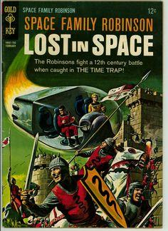Space Family Robinson 20 (VG 4.0)
