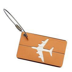 Rectangle Luggage Tag