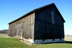 Photo Essay-Old Barns