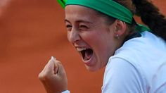 Ostapenko has won all four of her meetings with Wozniacki Unseeded Latvian Jelena Ostapenko became the first teenager to reach the French Open women's semi-finals since 2007 with a shock win against former world number one Caroline Wozniacki. The 19-year-old lost the first five games of...