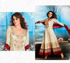 Shalwar Kameez Summer Dress Collection 2014