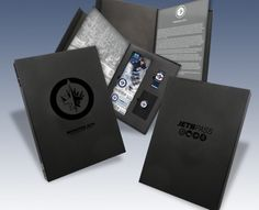 Winnipeg Jets 2013/2014 Season Seat Pack - a creative packaging solution produced by Cedar Packaging