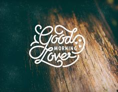 """Check out new work on my @Behance portfolio: """"Good Morning"""" http://be.net/gallery/46057633/Good-Morning"""