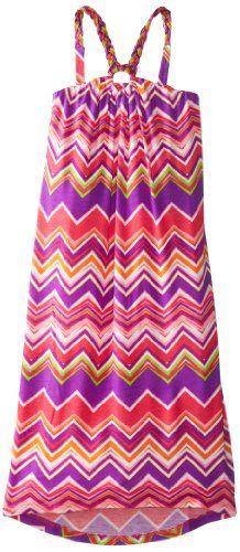 My Michelle Girls 7-16 Chambray Pickup Dress- Indigo- 7 My ...