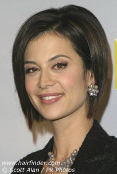 Catherine Bell-I love her haircut.