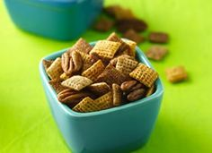 Chex® Pumpkin Pie Crunch from Chex.com - Home of General Mills' Chex Cereals and the Original Chex Party Mix