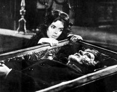 "barbara steele in ""black sunday"", directed by mario bava, 1960"