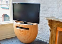 Bloom TV stand lets your telly stand out and blossom | Designbuzz : Design ideas and concepts