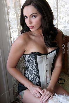 Retro Corset for you vintage clothing buffs