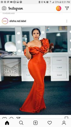 the recent Gorgeous and lovely Asoebi styles for the fashionistas. African Lace Dresses, Latest African Fashion Dresses, African Print Fashion, Nigerian Dress, Dinner Gowns, Lace Gown Styles, African Attire, Event Dresses, Classy Dress