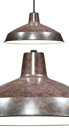 industrial style meets farmhouse chic with our oscar pendant light this metallic fixture is an