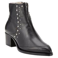 balenciaga studded chelsea boots donna