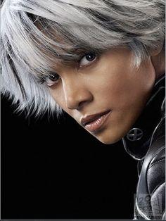Silver hair!!!!