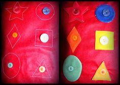 -> knoflíky + třídění podle barev i tvarů
