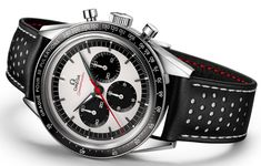 Introducing: The New Omega Speedmaster CK 2998 Limited Edition | Perpétuelle