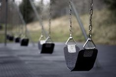 I had my first brush with an honest-to-goodness bully on swings like these... We were enemies clear through high school....
